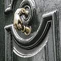 Door Knocker by Arlene Carmel