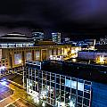 Downtown Anchorage by Kyle Lavey