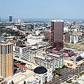 Downtown Atlantic City by Bill Cobb