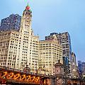 Downtown Chicago View by Jess Kraft