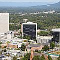 Downtown Greenville by Bill Cobb
