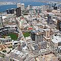 Downtown San Diego by Bill Cobb