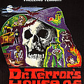 Dr. Terrors House Of Horrors, Poster by Everett