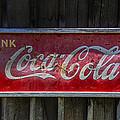 Drink Coca Cola by Garry Gay