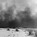 Drought Dust Storm, 1936 by Granger