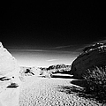 Dry River Bed Between Beehives Sandstone Formations In Valley Of Fire State Park Nevada Usa by Joe Fox