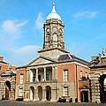 Dublin Castle by Artur Bogacki