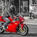 Ducati 748 by Steve Harrington