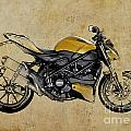 Ducati Streetfighter 848 2012 by Pablo Franchi