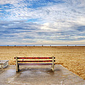 Early Morning At The Beach by Chuck Staley