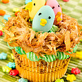 Easter Cupcakes  by Iris Richardson