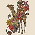 Easy Camel by Valentina