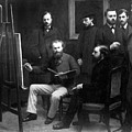 Edouard Manet (1832-1883) by Granger