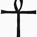 Egyptian Symbol Ankh by Granger