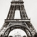 Eiffel Tower Construction by Granger