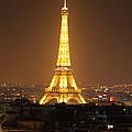 Eiffel Tower - Paris France - 01131 by DC Photographer