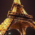 Eiffel Tower - Paris France - 011314 by DC Photographer