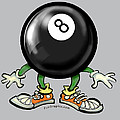 Eightball by Kevin Middleton