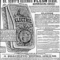 Electric Brush, 1882 by Granger