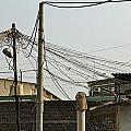 Electrician's Nightmare by E Faithe Lester