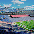 Elevated View Of Gillette Stadium, Home by Panoramic Images