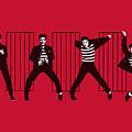 Elvis - Jailhouse Rock by Brand A