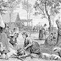 Emigrants Arkansas, 1874 by Granger