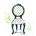 Emma Chair by Roleen  Senic