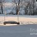 Empty Swing by John Black