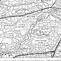 England Railroad Map by Granger