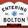 Entering Bolton by K Hines