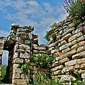 Entry To Saint John's Basilica Grounds In Selcuk-turkey by Ruth Hager