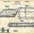 Etch A Sketch Patent 1959 - Vintage by Stephen Younts