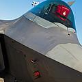 F-22 Raptor Jet by Raul Rodriguez
