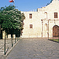 Facade Of A Building, The Alamo, San by Panoramic Images