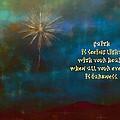 Faith by Michelle Greene Wheeler