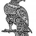 Falcon by Lamarr Kramer
