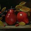 Fall Pear #2 by Paul Tremlin