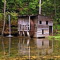 Falling Spring Mill  by Marty Koch