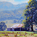 Farm Shed by Graham Gercken