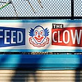 Feed The Clown by Rob Hans