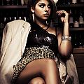 Female Mobster Seated At Dark Bar by Jorgo Photography - Wall Art Gallery
