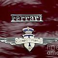 Ferrari 212 by Dennis Hedberg