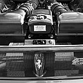 Ferrari 430 Scuderia Engine by Jill Reger