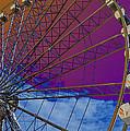Ferris Wheel by Larry Helms