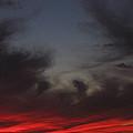Film Homage Akira Kurosawa Ran 1985 Fiery Clouds Casa Grande Arizona 2004 by David Lee Guss