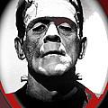 Film Homage Boris Karloff The Bride Of Frankenstein 1935 Publicity Photo 1935-2012 by David Lee Guss