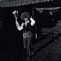 Film Homage Charlie Chaplin The Circus 1928 Clown Strong Circus Bisbee Arizona 1980 by David Lee Guss