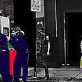 Film Homage Cool Hand Luke 1967 Paddy Wagon Porn Theater Pilgrim Theater Boston Ma 1977-2008 by David Lee Guss