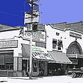 Film Homage Director Allan Dwan Soldiers Of Fortune 1919 Lyric Theater Tucson Arizona 1919-2008 by David Lee Guss